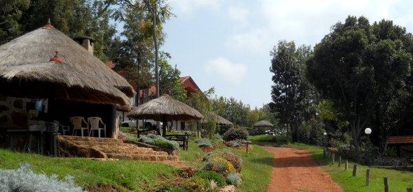 Le Kerio View à Iten
