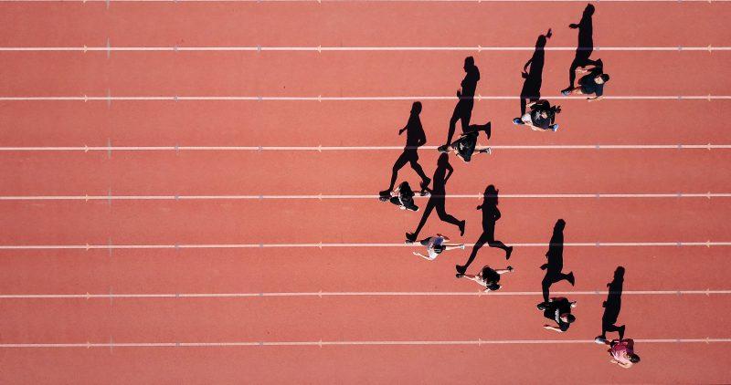 Epreuve du 3x500m en athlétisme au Baccalauréat