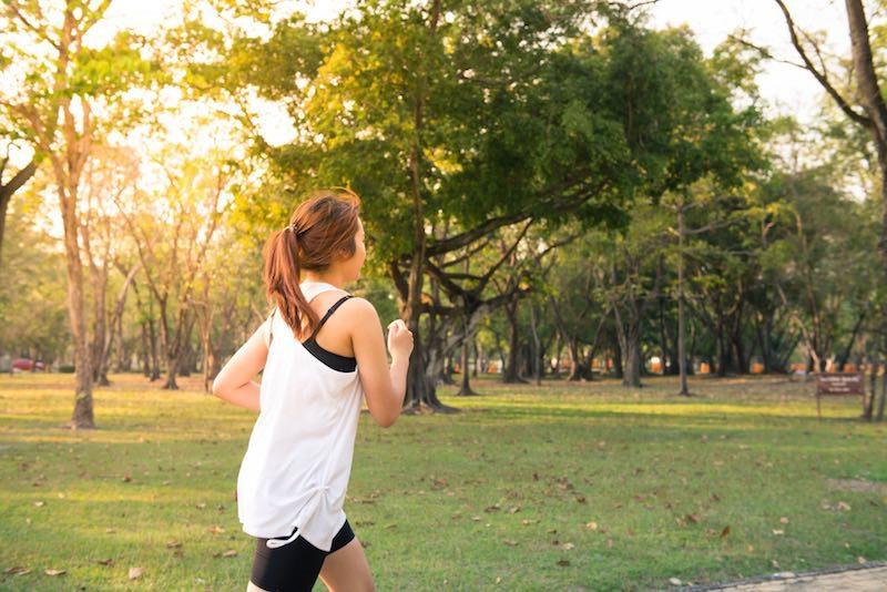 Le running génère des endorphines : l'hormone du bonheur