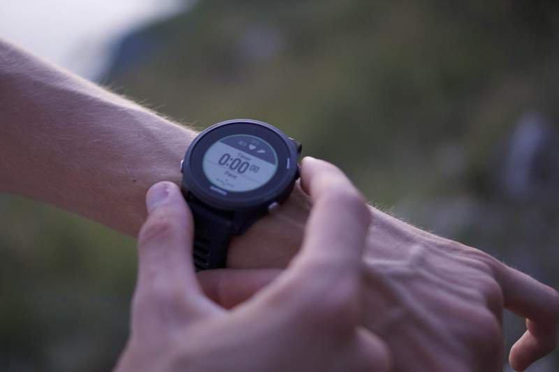 Choisir sa montre GPS