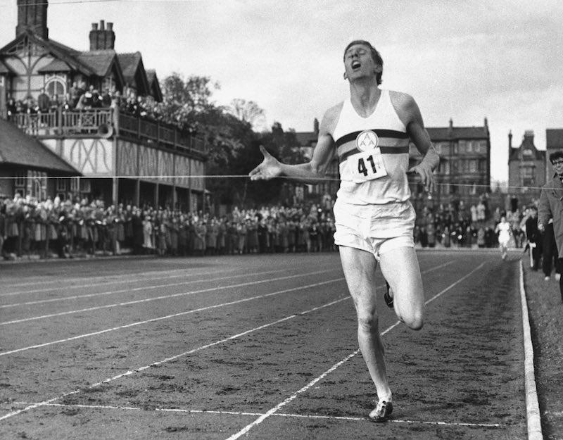 Roger Bannister Mile 4 minutes