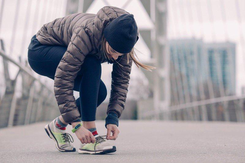 Choisir le drop d'une paire de chaussures de running