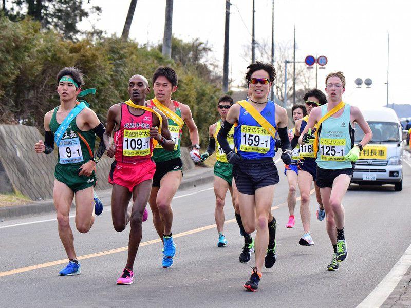 L'Ekiden, la course à pied devient un sport d'équipe