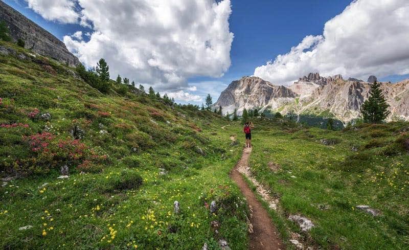 Dénivelé positif en trail