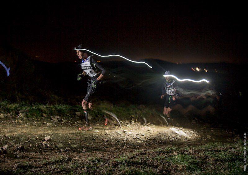courir la nuit