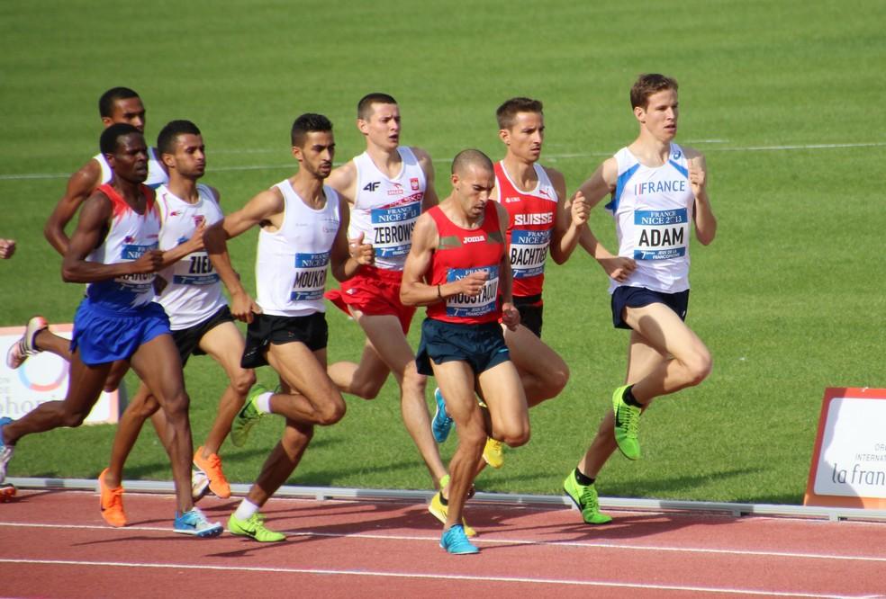 Jeux Francophonie 2013 sur 1500m