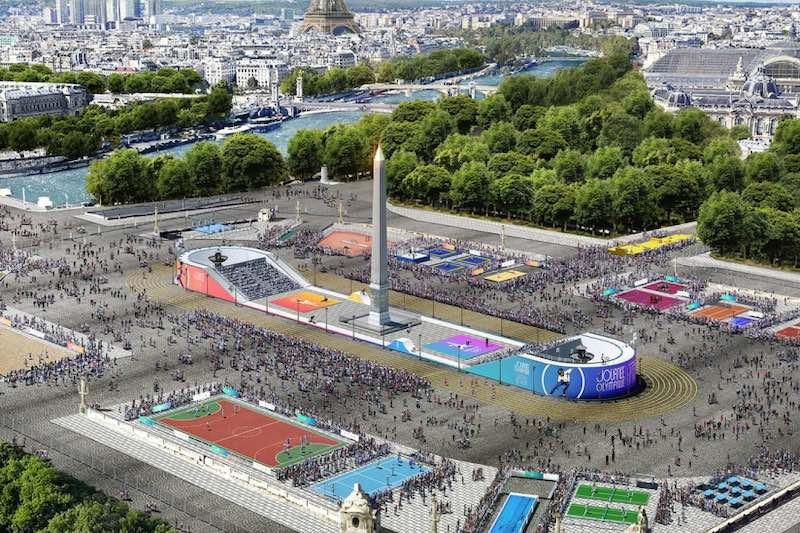 Marathon Jeux Olympiques