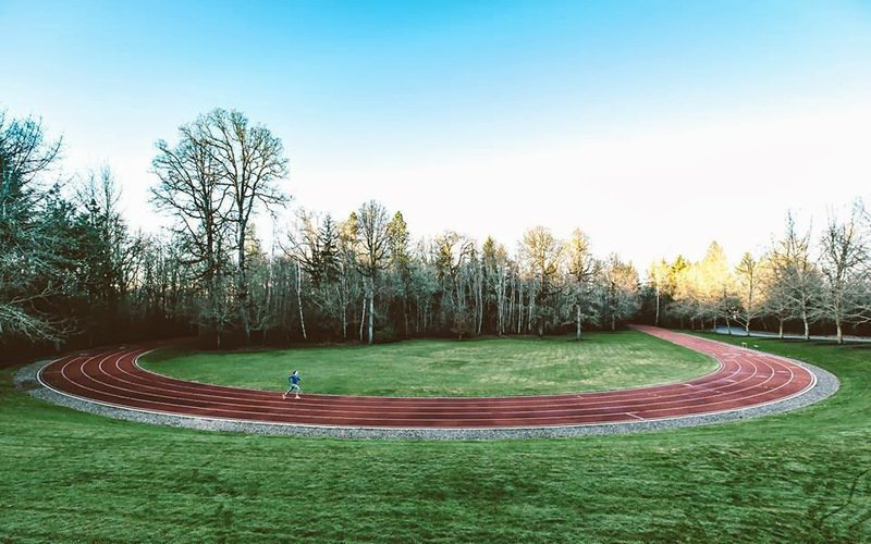 Beaverton track
