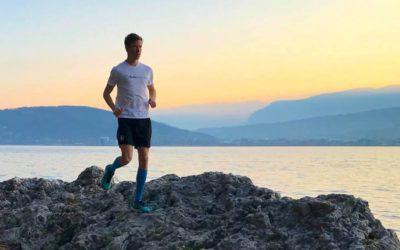 Courir à Aix-les Bains : entre lac et montagne