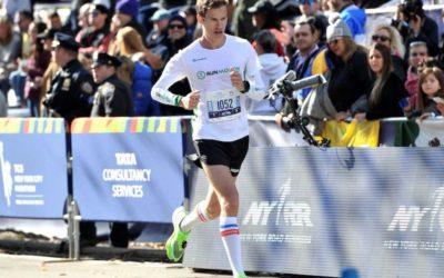 Guillaume nous fait vivre son marathon de New York