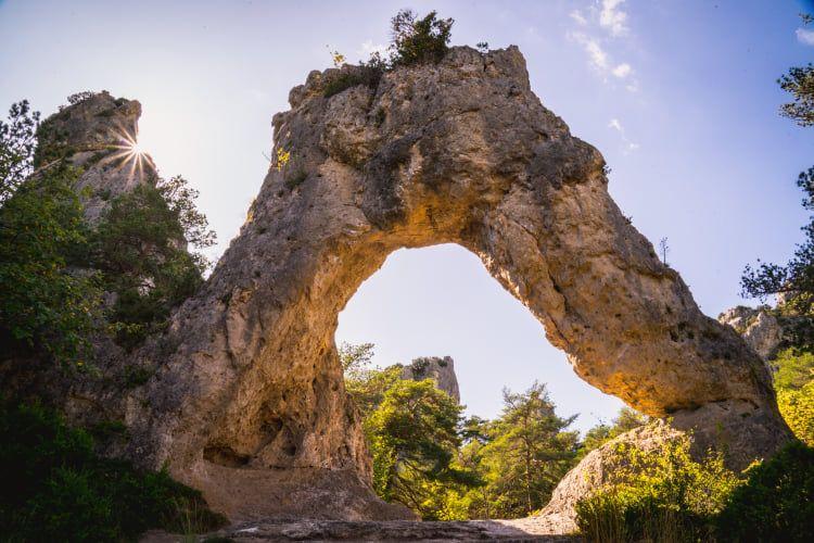 Arche Trail Cité de Pierres