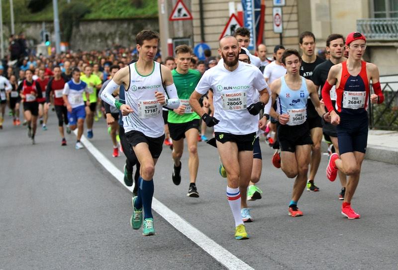 Thomas réalise son objectif pour son premier semi-marathon