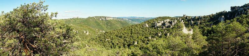 Paysages Trail Cité de Pierres