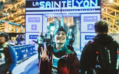 Dany «finisheuse» d'une SaintExpress dantesque !