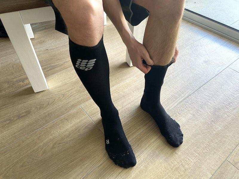 chaussettes bien-être CEP