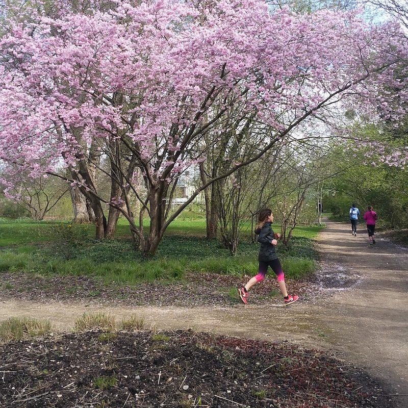 La RunMotion Race : une bonne motivation pour Margot !
