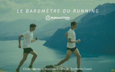 Le Baromètre du Running 2020, by RunMotion Coach