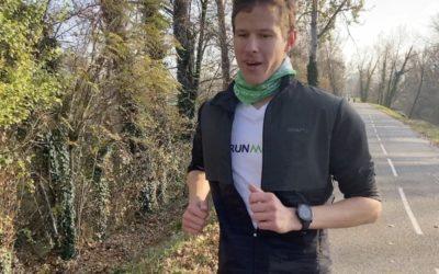 Challenge Running : Toucher le cercle de rayon 20km et revenir en moins de 3h