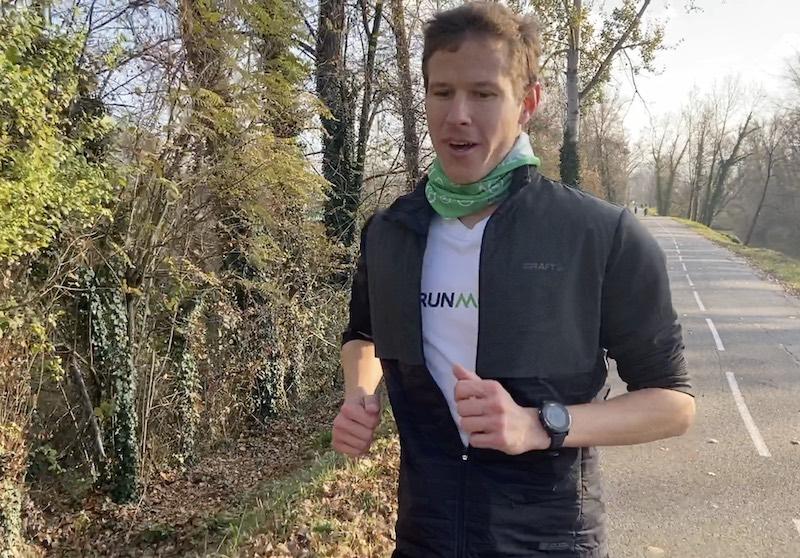 Challenge Running : Touche le cercle de rayon 20km et reviens en moins de 3h