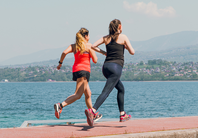 Courir pour maigrir : un excellent programme
