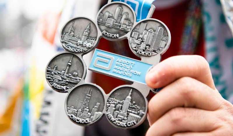 Les 5 Marathon Majors : Tokyo, Boston, Londres, Berlin, Chicago et New York